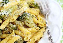 vegan pasta broccoli
