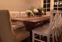 Custom dining tables / Custom dining tables
