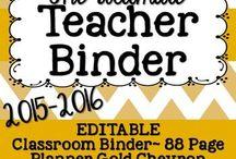 Planner - teacher