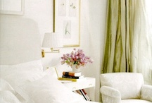 Bedrooms / by Caroline Swetenburg