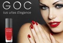 GOC, tus uñas Elegance / GOC es un producto innovador. Esmaltes de uñas a un precio excepcional y una calidad inigualable. Descúbrelos en nuestra web.