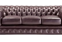Chesterfield Sofas / Chesterfield sofas are one of the best sofas. Chesterfield sofas are a mixture of classic and modern sofa styles. Chesterfield sofas are elegant in design and deep tufted. Over time they have become among the most popular sofas around the world. Our new collection of Chesterfield sofa designs are one of kind and popular in Indian market. Browse our latest and stylish Chesterfield sofa collection on Afydecor.com.