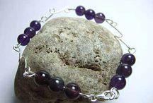 Purple Jewellery / Purple Jewellery including Amethyst #purple #amethyst #jewellery  #followback #follow4follow