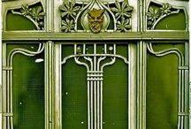 Art deco Art nouveau
