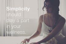 Mindfulness + Simplicity