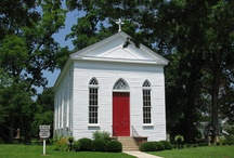 Small CHURCHES / Small churches around the world allures me