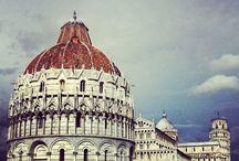 Una fetta di Italia... / Pisa, Livorno, Portovenere, Lerici, Riomaggiore, Marina di Vecchiano, Vada, Rosignano Mattimo, San Gimignano, Firenze, Venezia