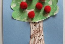 Daycare- Apples Unit / by Christi Johnson