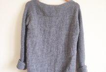 εύκολο πουλόβερ σε 1 κομματι