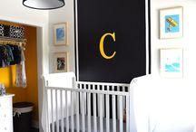 baby rooms / by Carrie Scheetz