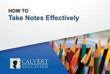 """Homeschool """"How To"""" Videos / Calvert Education's Education Counselors share a variety of helpful tips and suggestions in these informative videos."""