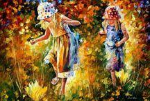 Dibuix natura color