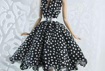 Muñecas: Vestidos cortos