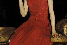 Robe Rouge / by Valerie Villanueva