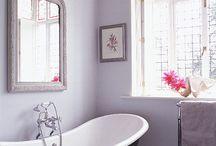 Lilac interiors