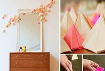 Origami / by Virginia Hechtel