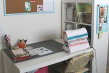 Sewing Room / by Patricia Melson