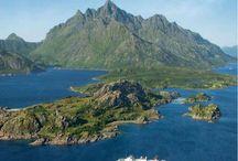 Hurtigruten Brochures / by Hurtigruten