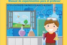 EXPERIMENTOS EN EDUCACIÓN INFANTIL