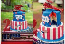 Cake - Airplaine