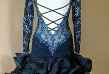 Танцевальный костюмы