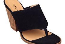 [Style 7 Grunge] mid-low heel S