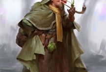 personagens RPG