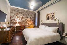 Hotel interior ideas