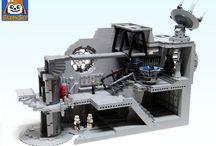 CUSTOM LEGO STAR WARS / Folder for my Star Wars custom models made with Lego bricks.