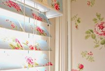 decorate with wall paper