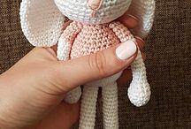 Kosedyr-crochet