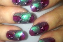 Janneke Brouwer Nail design hands / Designs to wear on your own nails