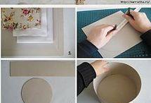 DIY -Ozdobne pudełka