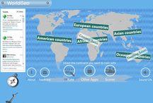 WorldGeo | GeoApp World / Geography