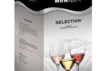 White Wine Kits / A selection of white wine kits