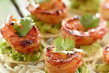 Savory Seafood