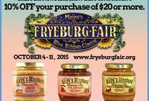 Fairs & Festivals - Come Visit Us!
