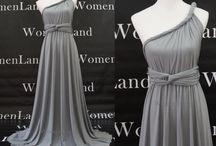 Infinity dresse