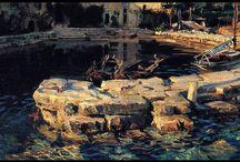 Pinturas Aquarelas