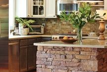 kitchens to inspire / just a wee bit of kitchen drooling
