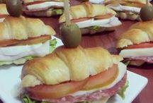 buffet salato