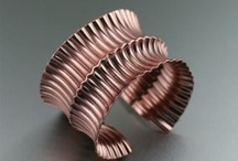 fold formed jewelry / by Oralee Rollefson
