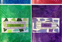couvertures étiquettes