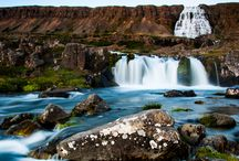 Visit Iceland / Planning the next big trip outside the US / by Ashley Goforth