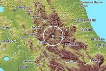 Amatrice, Norcia, sisma Abruzzo