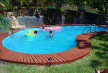 Small Garden Pool /  Small Garden Swimming Pools