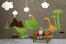 Children's wall