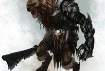 Bestiário: Humanóide