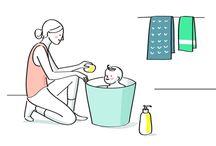 Activités avec bébé / Pour passer de jolis moments avec son bébé