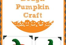 Fall crafts for Kids and Moms / Fall themed crafts for kids and moms including general fall crafts, Halloween, and Thanksgiving.